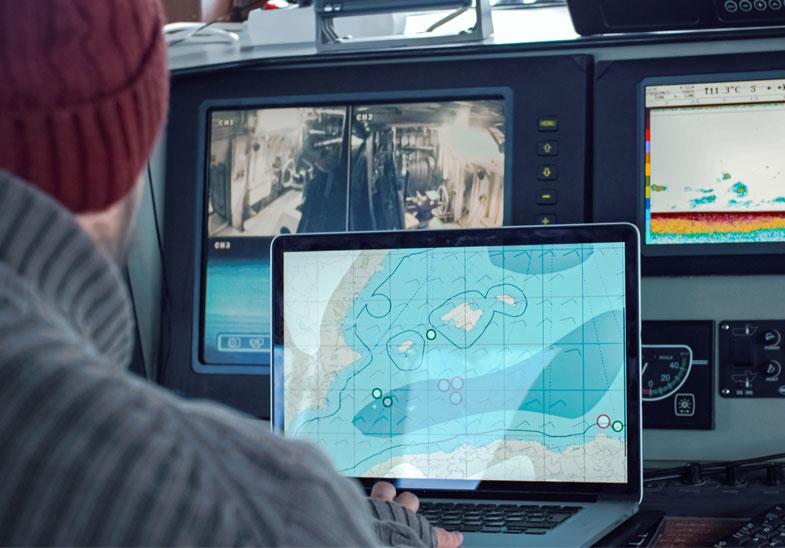 Cours de cartographie marine